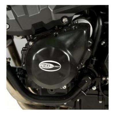 Couvre carter gauche (alternateur) R&G Racing noir Kawasaki Z 750 06-13