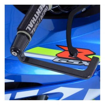 Protection de levier de frein R&G Racing Carbone Suzuki GSX-R 1000 17-18