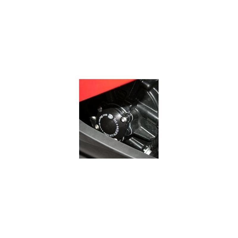 Slider moteur gauche ou droit R&G Racing noir BMW K 1300 R 09-15