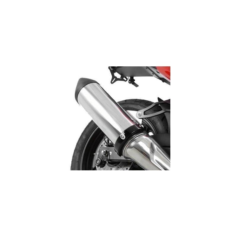 Protection de silencieux R&G Racing noir Ø100 – Ø125 mm