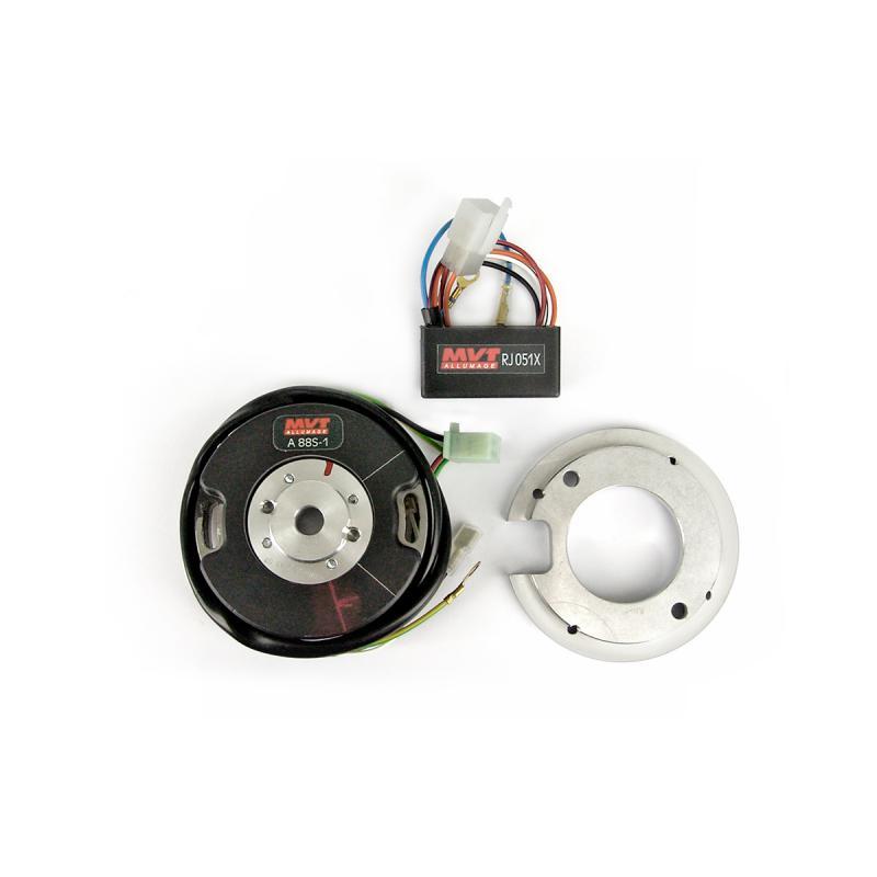Allumage MVT Premium Rotor Interne avec éclairage 103 cône électronique PREM03