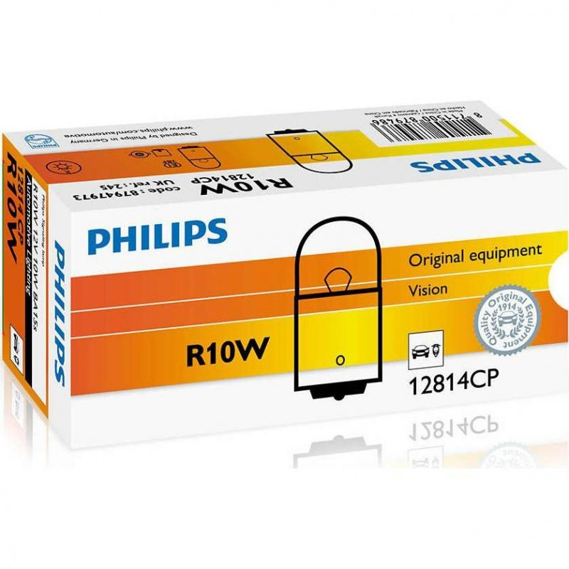 Ampoule Philips R10W - 1