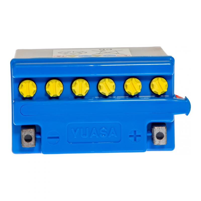 Batterie Yuasa YB4L-B 12V 4Ah - 1