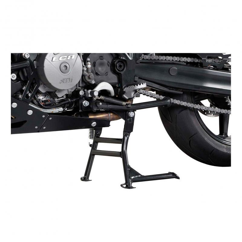 Béquille centrale SW-MOTECH noir KTM 990 SM-T 08- / 990 SM-R 07-