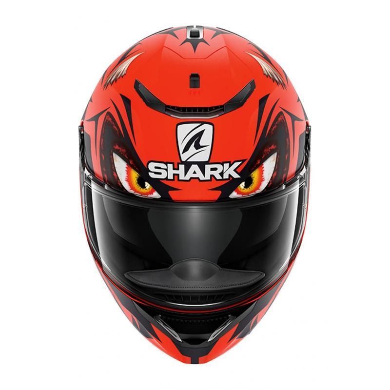 Casque intégral Shark Spartan 1.2 Réplica Lorenzo Austrian GP rouge/noir/rouge - 2