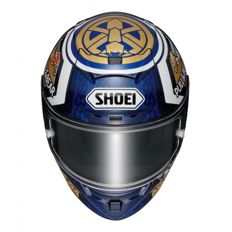 Casque intégral Shoei X-Spirit III Motegi 3 TC-2 multicolore - 3