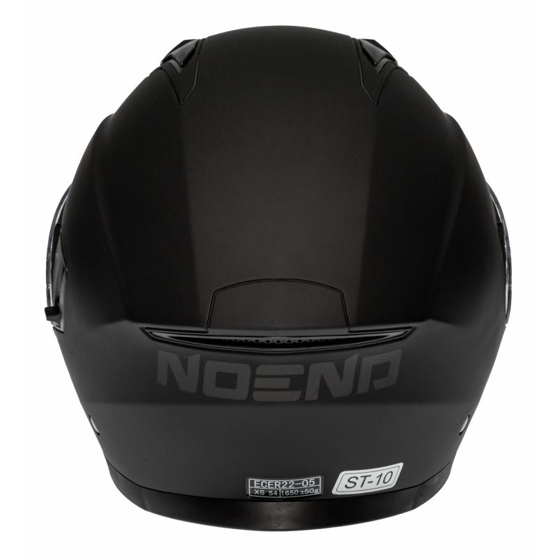 Casque modulable Noend District noir mat - 5