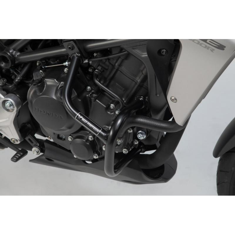 Crashbar noir SW-Motech Honda CB 300 R 18-19 - 2