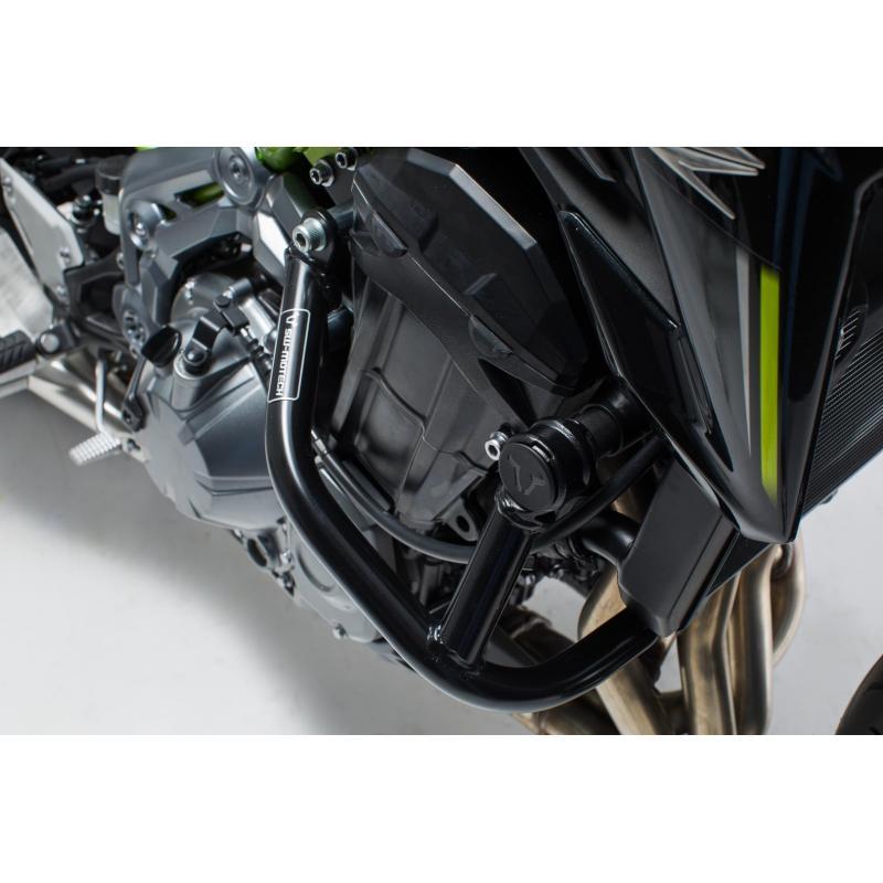 Crashbar noir SW-MOTECH Kawasaki Z900 17-18 - 2