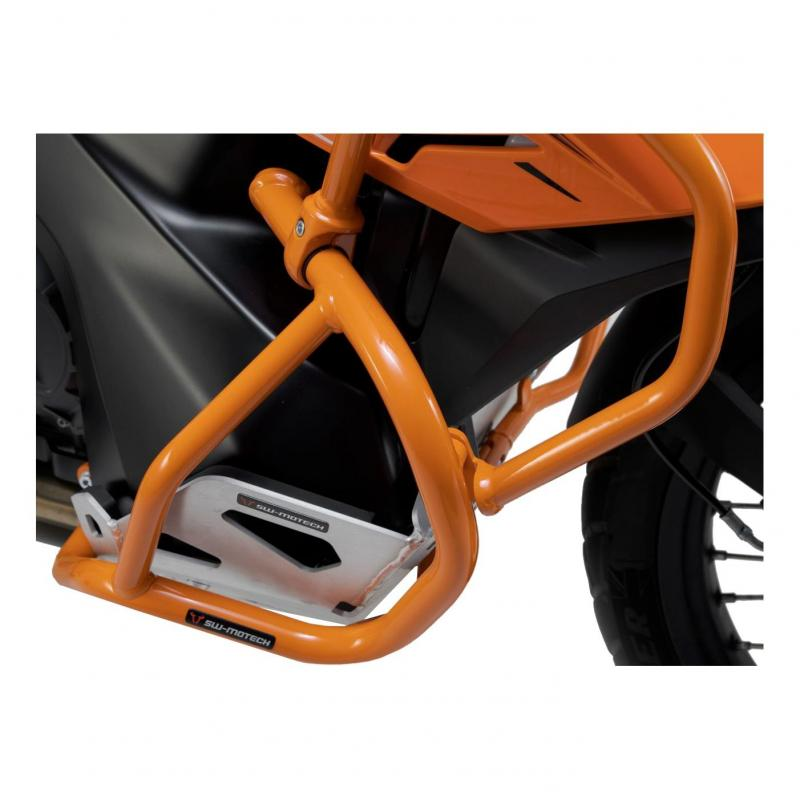 Crashbar orange SW-Motech KTM 790 Adventure 19-20 - 3