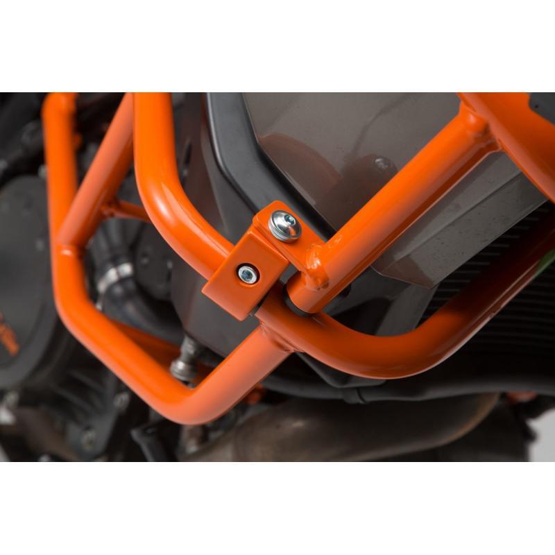 Crashbar supérieur orange SW-Motech KTM 1290 Adventure 17-19 - 4