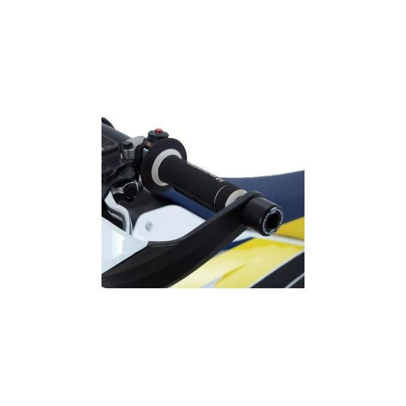 Embouts de guidon R&G Racing noirs KTM 1290 Super Adventure 15-18