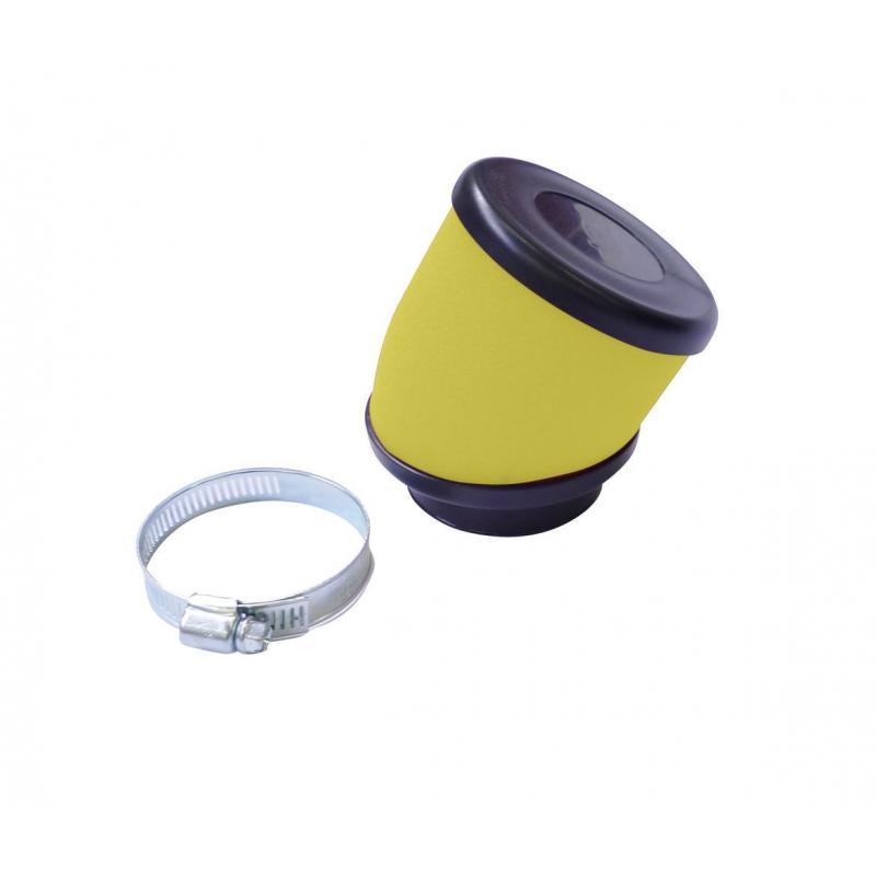 Filtre à air cornet Top Performances pour carburateur avec branchement Ø 49 mm