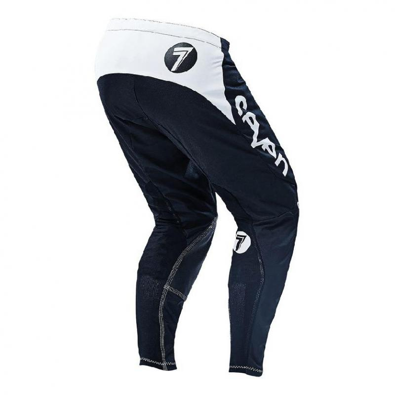 Pantalon cross Seven Annex Staple noir - 1