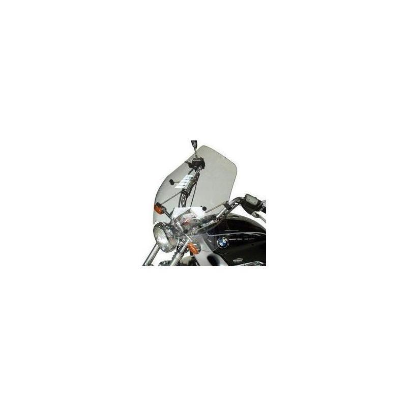 Pare-brise Bullster haute protection 57 cm marron clair BMW R 1200 C Cruiser Euroscreen 99-04