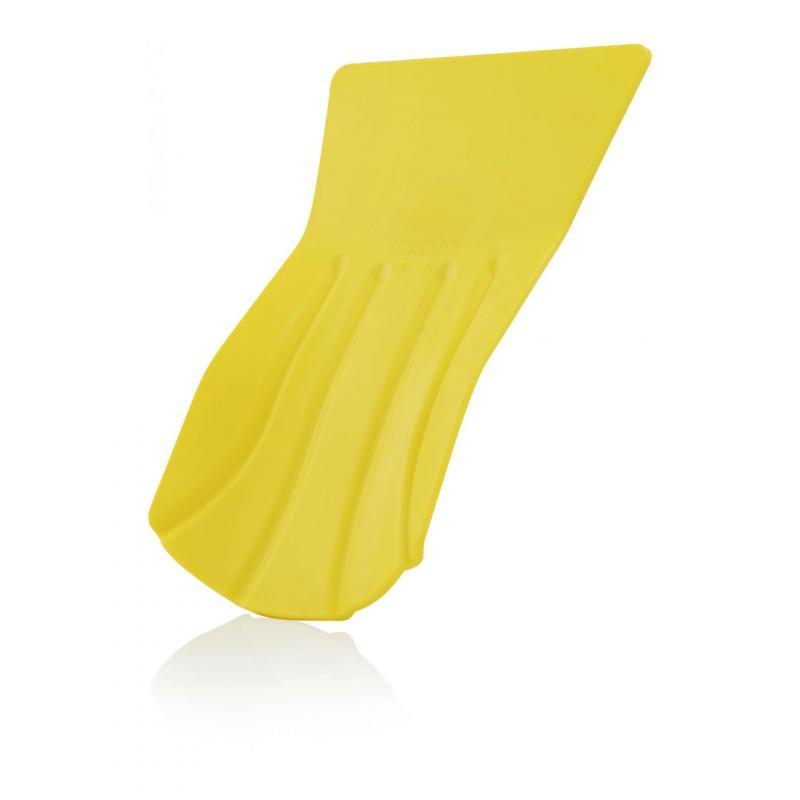 Protection de biellette de suspensions Acerbis jaune