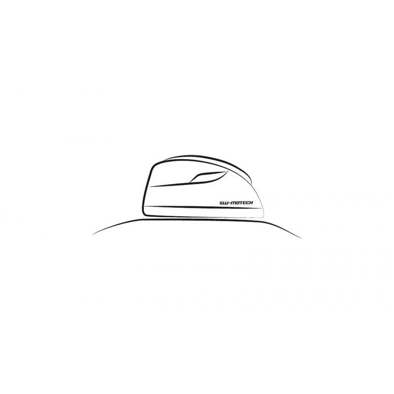 Sacoche de réservoir SW-MOTECH EVO Daypack noir gris - 3