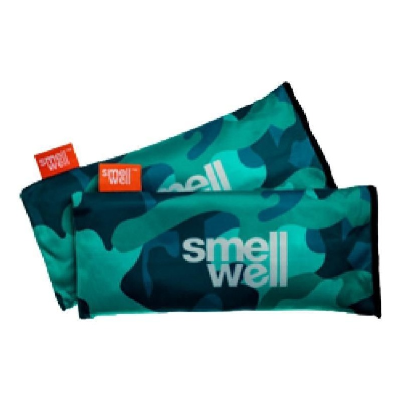 Sacs d'absorbeur d'humidité/odeurs 3en1 SmellWell Active XL CG Camo vert