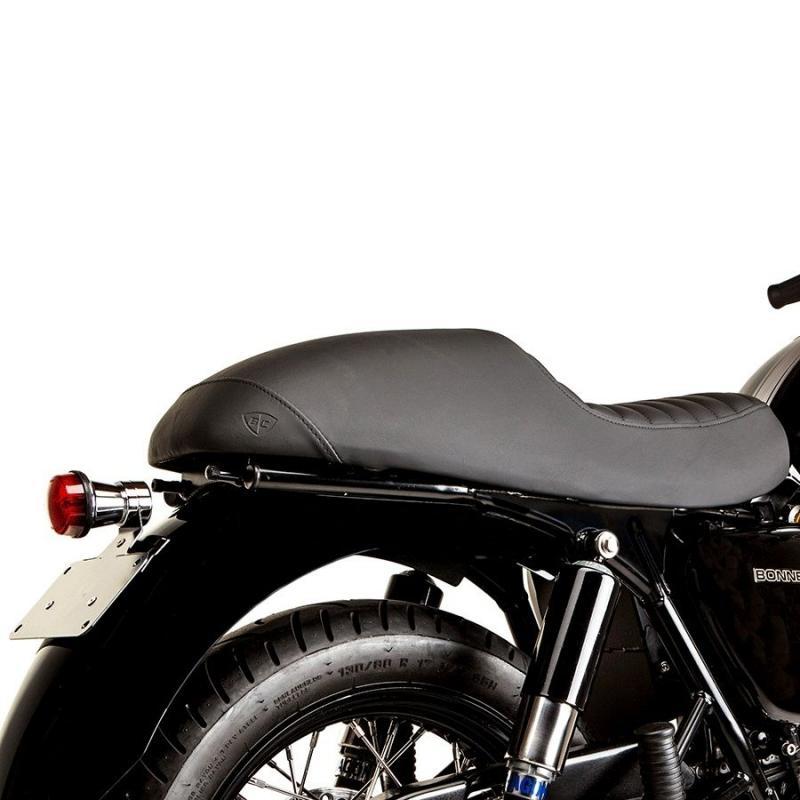 Selle Cafe Racer pour Triumph Bonneville T100 02-16 - 1