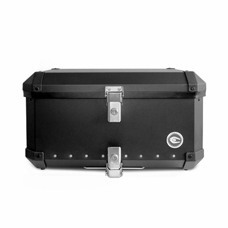 Top-case Coocase X3 Aluminium series 60 litres noir