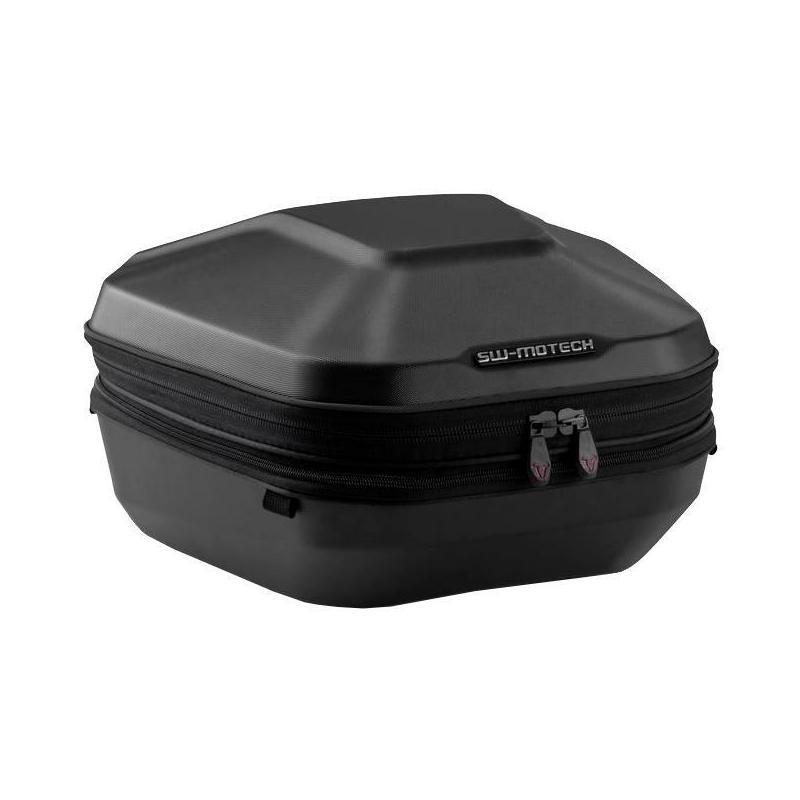 Top case SW-Motech Urban ABS noir pour porte-bagages STREET RACK ou ADVENTURE RACK