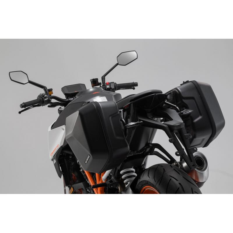 Valises latérale SW-Motech Urban ABS KTM 1290 Super Duke R 16-18 - 1