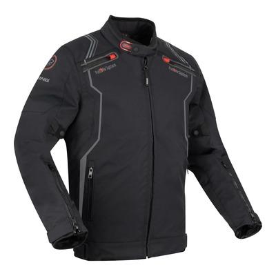 Blouson textile Bering Stroke noir