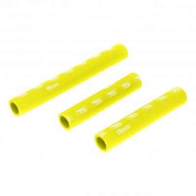 Durites de radiateur Samco Sport type origine KTM 250 SX 11-16 jaune (3 durites)