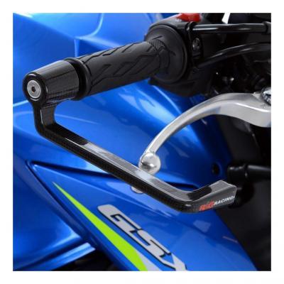 Protection de levier de frein R&G Racing Carbone Kawasaki ZX-6R 05-17