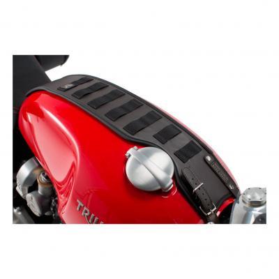 Sangle de réservoir SW-MOTECH Legend Gear SLA Triumph Bonneville T120 / StreetTwin / Thrux 16-