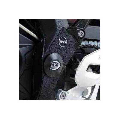 Adhésif anti-frottements R&G Racing noir cadre BMW S 1000 XR 15-18