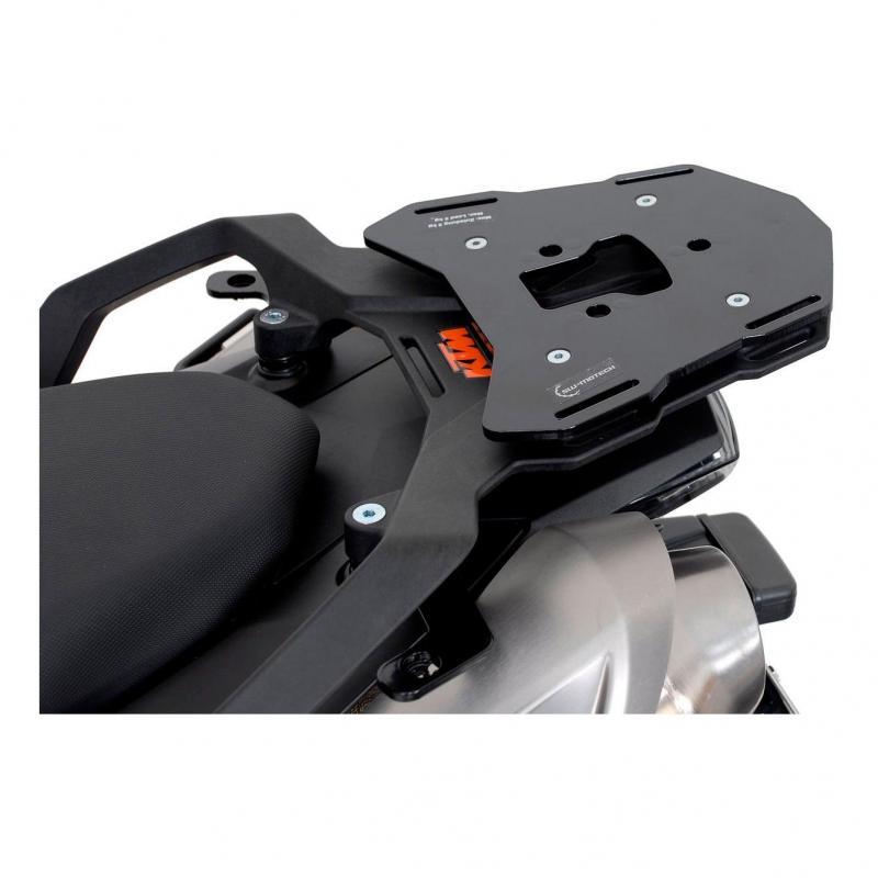 Support top case SW-MOTECH ALU-RACK noir KTM 990 SM-T 08-