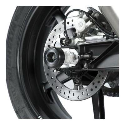 Tampons de bras oscillant R&G Racing noir Husqvarna 701 SM 17-18