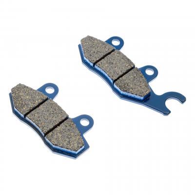 Plaquettes de frein Brembo carbone-céramique 07HO4008