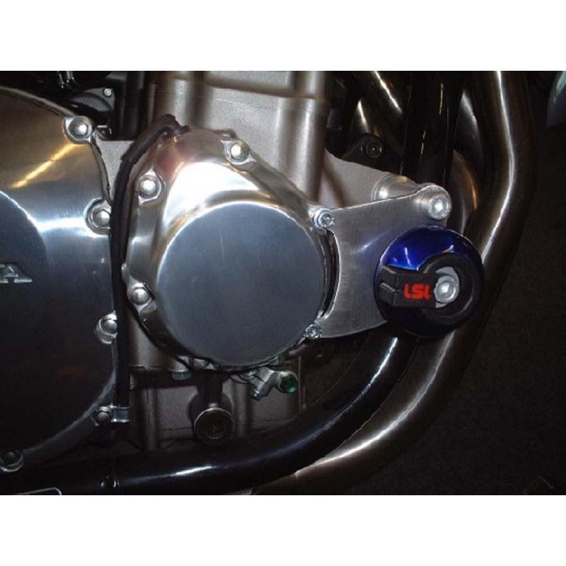 Kit fixation sur moteur pour tampon de protection LSL Honda CBF 1300 F 03-09