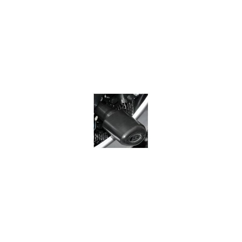 Tampons de protection R&G Racing Aero noir Suzuki GSX-F 1250 10-15
