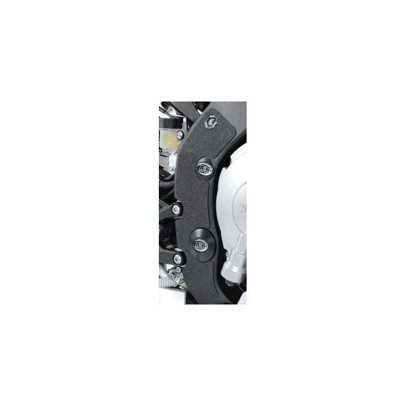 Adhésif anti-frottements R&G Racing noir cadre et bras oscillant Yamaha YZF-R 15-18