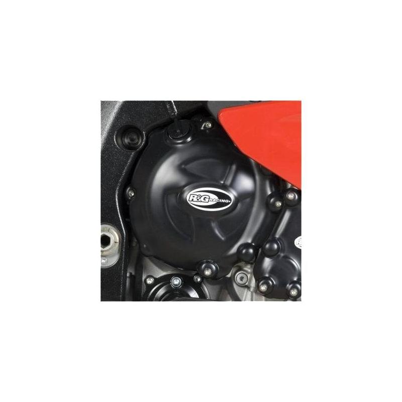 Couvre carter droit (embrayage) R&G Racing noir BMW S 1000 RR 10-16