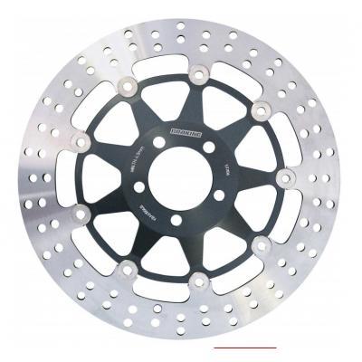 Disque de frein avant Braking flottant rond série STX Ø300 mm STX08