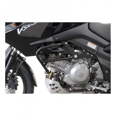 Barres de protection latérale SW-MOTECH noir Suzuki DL 1000 V-Strom / Kawasaki KLV 1000