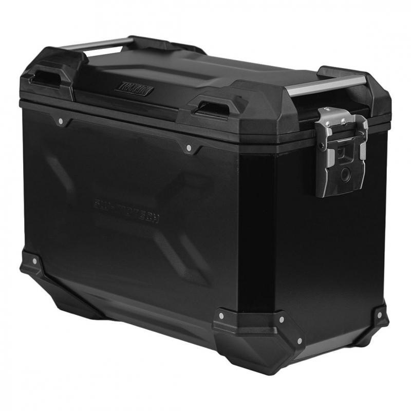 Valises latérales SW-MOTECH TRAX ADV noir 45L Kawasaki Versys 650 15-
