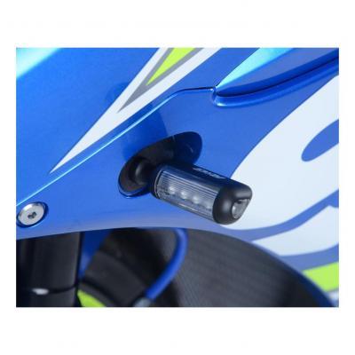 Adaptateurs de clignotants avant R&G Racing Suzuki GSX-R 1000 17-20