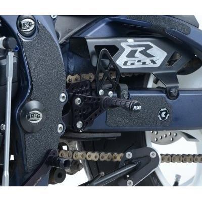Adhésif anti-frottements R&G Racing noir cadre et bras oscillant Suzuki GSX-R 600 11-18