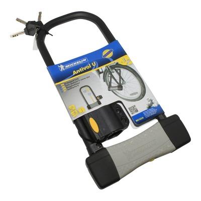 Antivol vélo en U Michelin 105x255mm