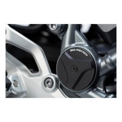 Bouchons de cadre SW-MOTECH noir BMW R1200R / R1200RS 15-