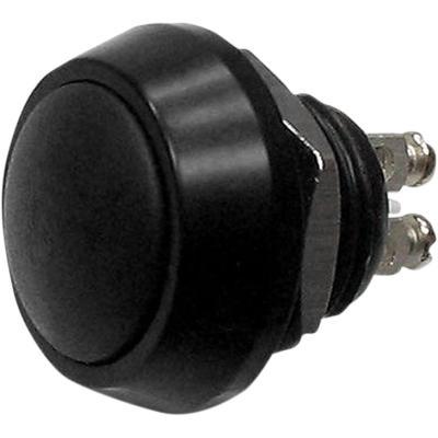 Boutons de remplacements boîtier Motogadget switch Ø12 mm noir