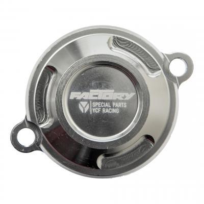Cache filtre à huile YCF pour 150 CRF/KLX magnésium