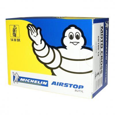 Chambre à air Michelin offroad 60/100-14 valve droite