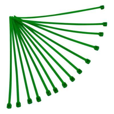 Collier de serrage nylon 4,8x300 mm RTech verts
