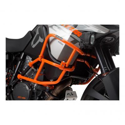 Crashbar supérieur orange SW-Motech KTM 1190 Adventure R 13-19
